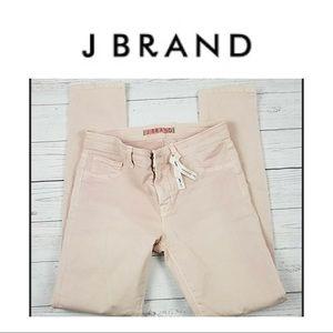 J Brand Jeans Skinny Leg Size 27